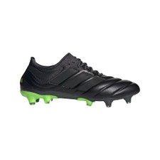 adidas Copa 20.1 Firm Ground Boots - Black/Green