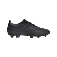 adidas X Ghosted.3 Firm Ground Boots - Black