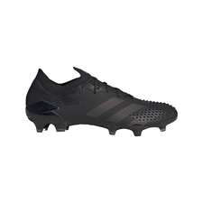 Predator Mutator 20.1 Low Firm Ground Boots - Black/Pink