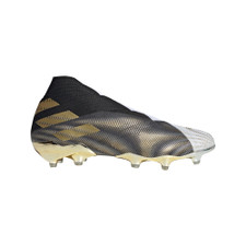adidas Nemeziz+ Firm Ground Boots - Wht/Gold/Blk