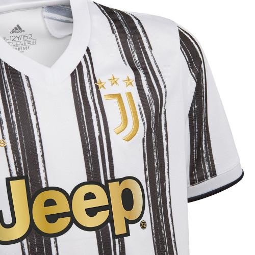 adidas 20/21 Juventus Home Jersey - White