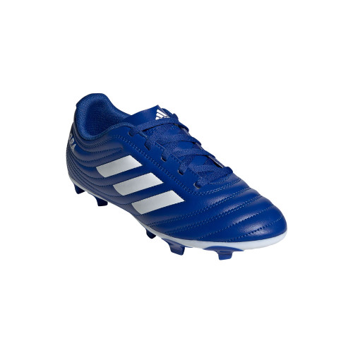 adidas COPA 20.4 Firm Ground Boots JR - Royal Blue/Wht