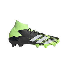adidas Predator Mutator 20.1 Firm Ground Boots - Grn/Wht/Blk