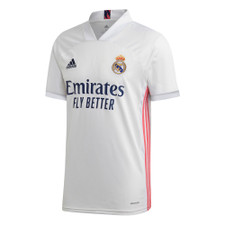 adidas Real Madrid H Jersey - White