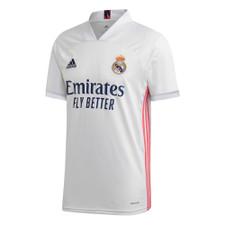 adidas Real Madrid H Jersey - White