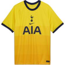 Tottenham Hotspur 2020/21 Stadium Third Jersey - Yellow/Blue