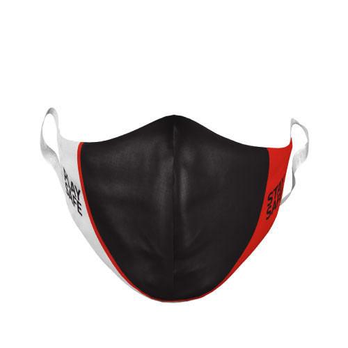 Admiral Athletic Face Mask