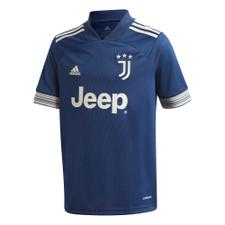 adidas Juventus 20/21 Away Jersey Youth -NINDIG/ALUMIN
