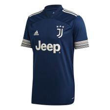 adidas Juventus Away Jersey - NINDIG/ALUMIN