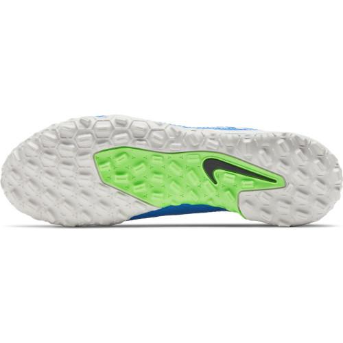 Nike Phantom GT Academy Artificial-Turf Boot - Photo Blue/Silver/Rage Green