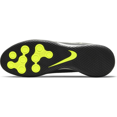 Nike Phantom GT Academy Dynamic Fit Indoor/Court Soccer Shoes - Black/Photo Blue