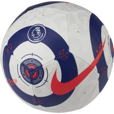 Nike Premier League Pitch Ball - White/Blue/Crimson