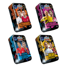 2020-21 TOPPS MATCH ATTAX CL CARDS – MEGA TIN