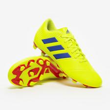 adidas Nemeziz 18.4 FXG YEL/BLU/RED