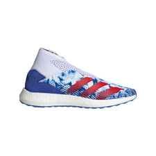 adidas Predator.1 Human Race Trainers - ftwr white/real red/bold blue