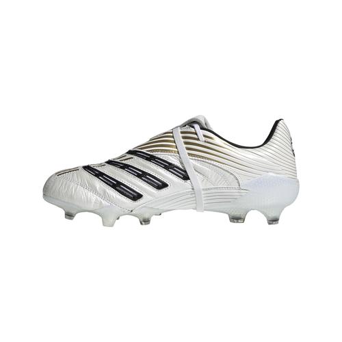 adidas Eternal Class.1 Predator Absolute Firm Ground Boots - White/Black/Gold