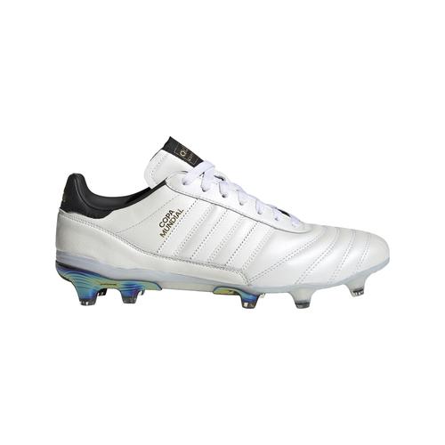 adidas Eternal Class.1 Copa Mundial Firm Ground Boots - White/Black/Gold