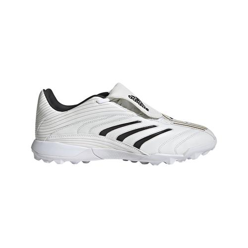 adidas Eternal Class.1 Predator Absolado Turf Boots - White/Black/Gold