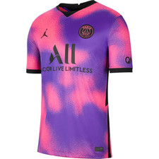 Nike Paris Saint-Germain 2020/21 Stadium Fourth - Hyper Pink