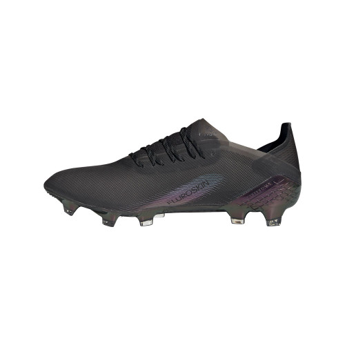 adidas X Ghosted.1 Firm Ground Boots - Black