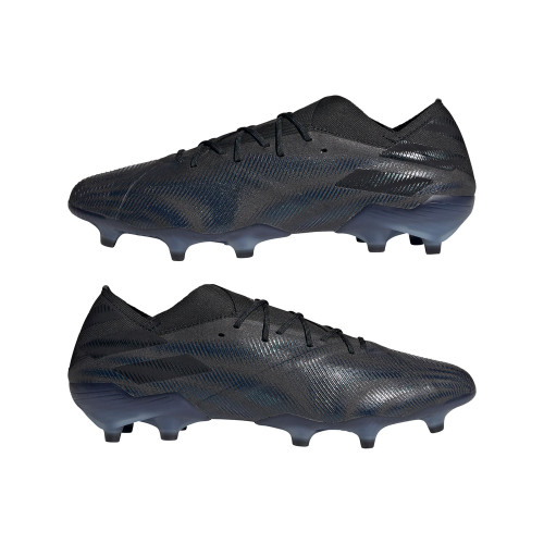 adidas Nemeziz.1 Firm Ground Boots - Black