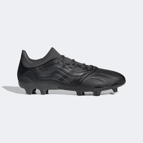 adidas Copa Sense.3 Firm Ground Boots - Black/Grey