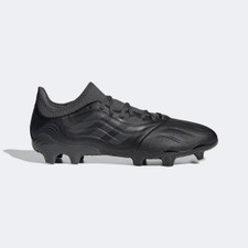 adidas Copa Sense.3 Firm Ground Boots - Black/Grey