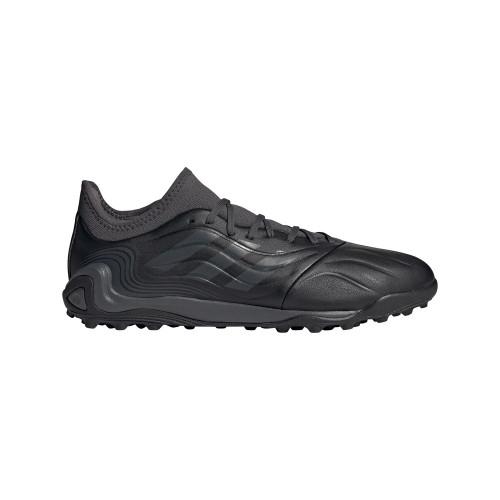 adidas Copa Sense.3 Turf Boots - Black/Grey