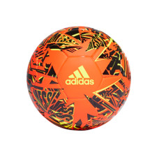 adidas Messi Mini Ball - Red/Black/Yellow