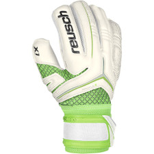 Reusch Receptor Xena Pro GK Glove - White/Green