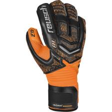 Reusch Reload Supreme GK Glove - Black/Orange