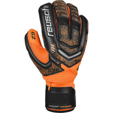 Reusch Supreme Ortho-Tec GK Glove - Black/Orange