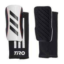 adidas Tiro Shin Guards League - Black/White