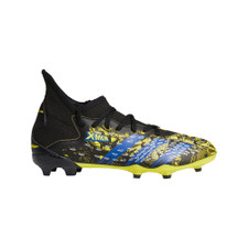 adidas Predator Freak .3 Firm Ground JR - Yellow/Blue/Core Black