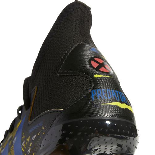 adidas Predator Freak .3 Firm Ground JR - Yellow/Blue/Core Black