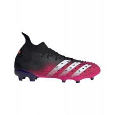adidas Predator Freak .2 FG - Core Black/White/Pink