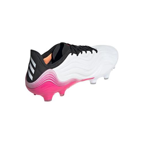 adidas Copa Sense .1 Firm Ground - White/White/Pink