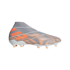 adidas Nemeziz + FG - White/Orange/Core Black