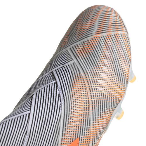 adidas Nemeziz + FG - White/Orange/Core Black