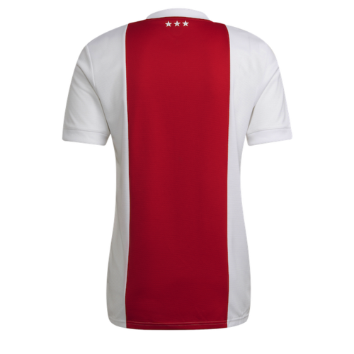 adidas Ajax Home Jersey - White/Red