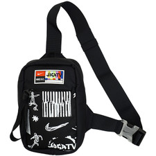 Nike F.C. Essentials Backpack - Black/White/White