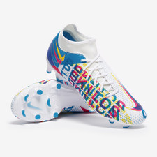 Nike Phantom GT Academy 3D FG/MG - Chlorine Blue/Pink Blast-Opti Yellow