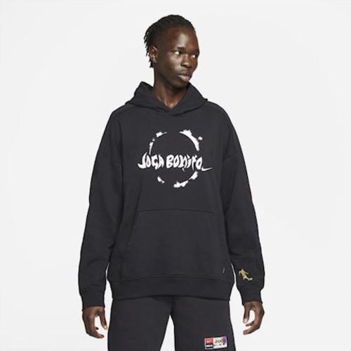 Nike F.C. Joga Bonito Hoodie - Black/White/Saturn Gold