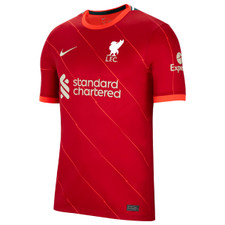 Liverpool Home Jersey Adult
