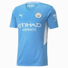 Puma Manchester City Home Jersey Replica
