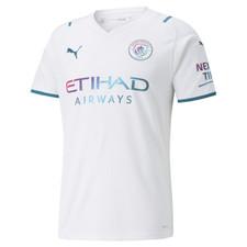 Puma Manchester City Away Replica - White/Ocean