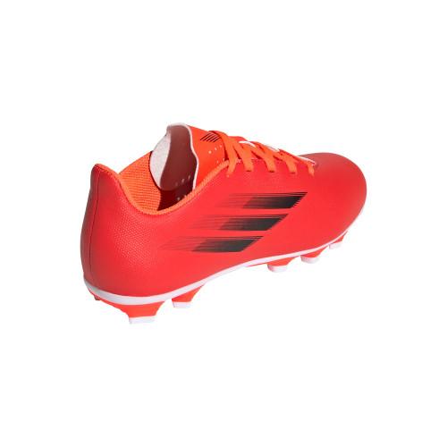 adidas X Speedflow .4 Firm Ground Jr. - Red/Black/Red