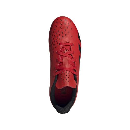 adidas Predator Freak .4 FxG J - Red/Black/Red
