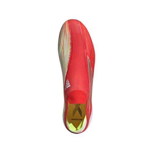 adidas X Speedflow+ Firm Ground Jr. - Red/Black/Red