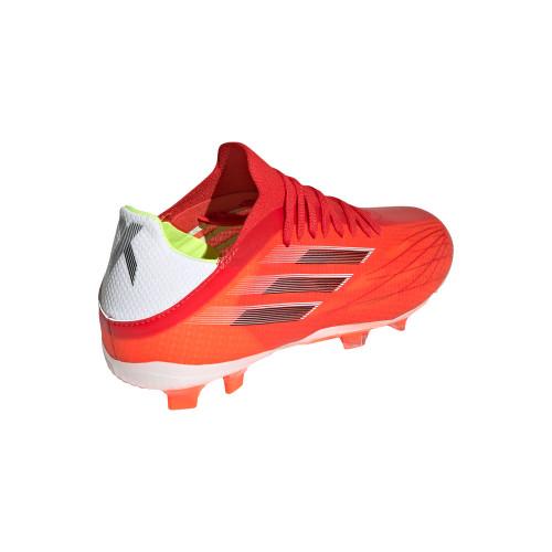 adidas X Speedflow .1 FG Jr. - Red/Black/Red